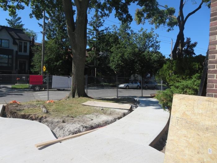 MRUC New Front walkway.JPG